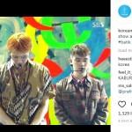 Sehun EXO Pakai Batik Saat Konser, Warganet Sebut Habis Pulang Kondangan