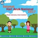 TRENDING SOSMED : Hari Anak Nasional Gaungkan Harapan Positif Penerus Bangsa