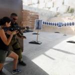 Israel Gelar Latihan Anti-teror Khusus untuk Turis
