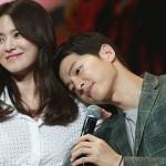 K-POP : Warganet Kecam Media Gunakan Drone di Pernikahan Song Song Couple