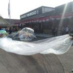GANGGUAN PENERBANGAN : Kemenhub dan AirNav Jelaskan Alasan Balon Udara Dilarang