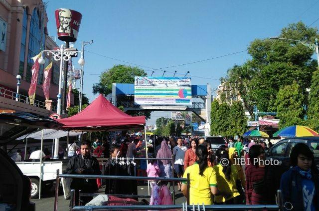 Wali Kota Madiun Ganti Car Free Day Menjadi Sunday Market di Taman Lalu-lintas Bantaran