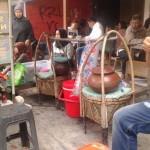 LIBUR LEBARAN 2017 : Pedagang Dawet Tambah Porsi hingga Tiga Kali Lipat