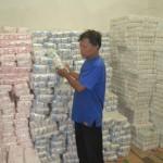 KOMODITAS PANGAN : Sering Hujan, Harga Garam di Pasar Solo Naik Lagi