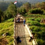 WISATA SEMARANG : Wah, Ada Gardu Pandang Perahu di Gedong Pass