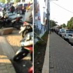 PARKIR SEMARANG : Pusat Perdagangan Baru Dituding Biang Macet di Banyumanik