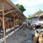 PASAR TRADISIONAL KLATEN : Pasar Mlinjon Segera Dibangun, 69 Pedagang Pindah ke Lokasi Darurat