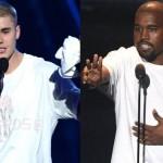 Kanye West Bakal Kolaborasi dengan Justin Bieber