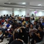 Buka Lagi Setelah Libur Lebaran, Samsat Solo Diserbu Wajib Pajak