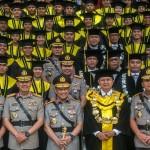 FOTO AGENDA KAPOLRI : Pendidikan Akpol Angkatan 48 Ditutup