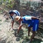 Warga Klaten Temukan Granat Berkarat di Pekarangan Rumah