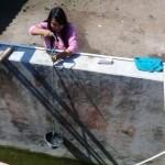 KEKERINGAN KLATEN : Mengebor Sumber Air, Pemdes Tlogowatu Cari Bantuan