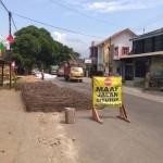 INFRASTRUKTUR BOYOLALI : Jalur Lingkar Utara Dibangun, Dua Akses Jalan Ditutup