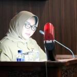 Pilkada Sragen: Yuni Ambil Formulir Pendaftaran Cabup di PDIP
