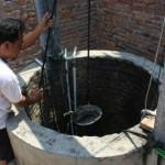 AIR BERSIH KLATEN : Debit Air Kecil, Layanan Pamsimas ke 40 Rumah di Tumpukan Disetop Sementara