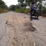 INFRASTRUKTUR WONOGIRI : Bulan Depan Mulai Diperbaiki, Jalan Alas Kethu-Tangkil Telan Rp21 Miliar