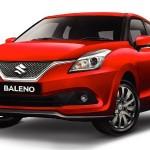 Ini Tampang dan Spesifikasi Suzuki Baleno Hatchback Terbaru