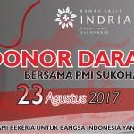 RS Indriati Solo Baru Gelar Donor Darah Pekan Depan