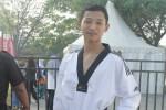 Bayu Aji Kusuma : Jurus Taekwondo Pengantar Prestasi