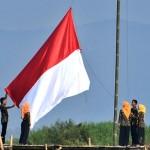 Ilustrasi pengibaran sang merah putih saat upacara bendera. (JIBI/Solopos/Antara/Aditya Pradana Putra)