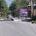 Jalan Menuju Pabrik Esemka di Boyolali Mulai Diperbaiki