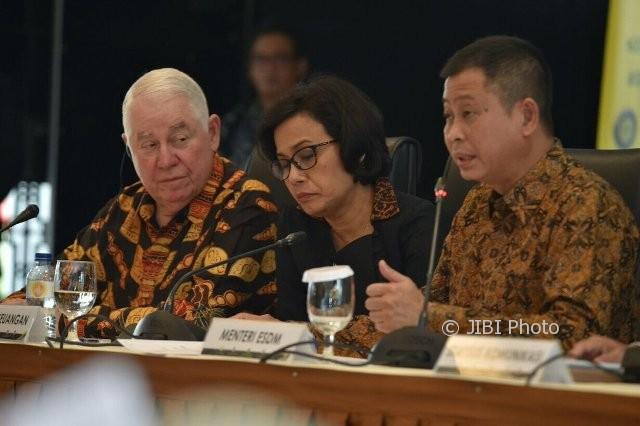 Freeport Tunduk, Iklim Investasi Indonesia akan Lebih Baik