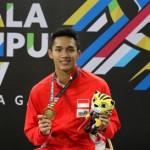 SEA GAMES 2017 : Jonatan Christie Persembahkan Emas untuk Indonesia