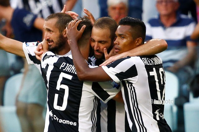 Liga Italia Juventus Vs Genoa Misi Juve Terus Beri Tekanan Ke Napoli