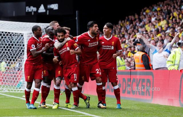LIGA INGGRIS : Liverpool Beri Teror untuk Tottenham