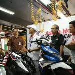 MOTOR HONDA : Dua Mekanik Astra Jateng Raih Juara Nasional