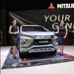 Pangkas Antrean Inden Xpander, Mitsubishi Indonesia Tambah Target Produksi