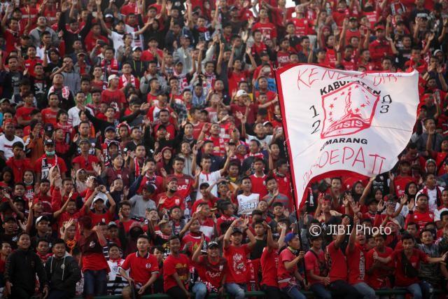 Persis Solo Vs Semen Padang: Suporter Berharap Harga Tiket Tak Mahal