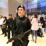 TRENDING SOSMED : Amboi, Polisi Cantik Ini Curi Perhatian di SEA Games 2017