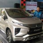 Mitsubishi Pastikan Suku Cadang Xpander Mudah Didapat