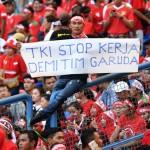 Viral! Video Pengeroyokan Suporter Indonesia di Malaysia