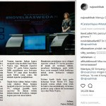 Mata Najwa Metro TV Berhenti Tayang, Warganet Sedih