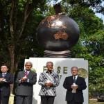 KAMPUS DI SALATIGA :  Kerja Sama UKSW dan KGU Jepang Bikin Ganjar Kaget