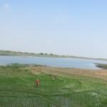 KEKERINGAN SOLORAYA : Air Waduk Lalung dan Delingan Karanganyar Mulai Susut