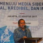 Wens Manggut Terpilih Aklamasi Jadi Ketua Umum AMSI