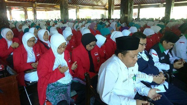 Pamitan, Calhaj Sukoharjo Doakan Wardoyo Wijaya Pimpin Jateng