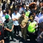 FOTO DEMO SALATIGA : Sopir Angkot Tuntut Blokir Aplikasi