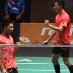 Indonesia ke Final Piala Thomas, Fajar/Rian Termotivasi Kemenangan Jojo