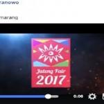 JATENG FAIR 2017 : Gubernur Ajak ke PRPP, Warganet Ogah-Ogahan