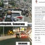 INFRASTRUKTUR SEMARANG : Fly-Over dan Underpass Jatingaleh Difungsikan, Hendi Pamer Lancar