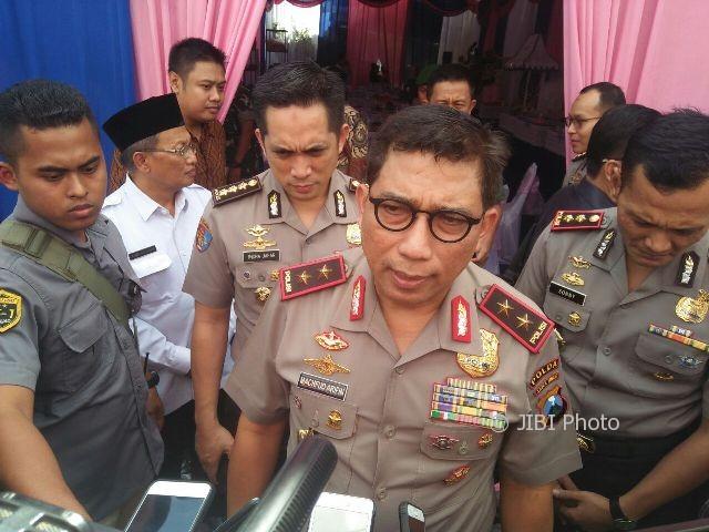 Kapolda Jatim Instruksikan Polisi Jangan Minder Saat Bertugas