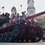HUT TNI, Gatot Sebut Institusinya Paling Dipercaya Rakyat