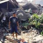 KECELAKAAN SEMARANG : Truk Hantam Bangunan di Bawen Telan 2 Korban Tewas