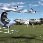 Taksi Terbang Volocopter Mulai Beroperasi di Dubai