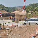 Foto Tol Salatiga-Kartasura Baru 14,4%