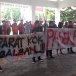 RICUH SUPORTER : Paserbumi dan Satpol PP Akhirnya Berdamai